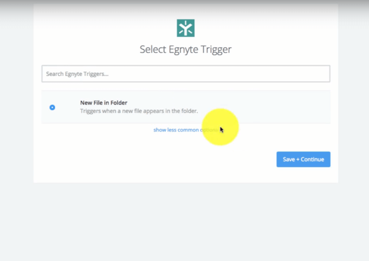 Egnyte Time Tracker